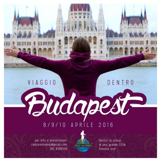 Viaggio dentro Budapest